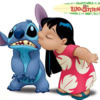 Cartoons Diverse Lilo and stitch kiss 910