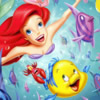 Cartoons Diverse Little mermaid and friends 911
