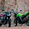 Moto Diverse Kawasaki 6266