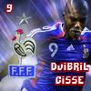 Sport Fotbal Djibril Cisse 7731