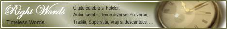 Avatare Online - Citate celebre si Folclor 468x60 (1/10)